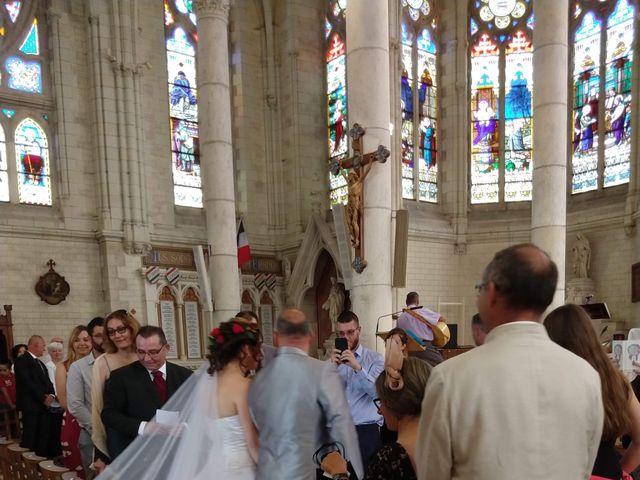 Le mariage de Jérôme  et Adeline  à Aigrefeuille-sur-Maine, Loire Atlantique 64