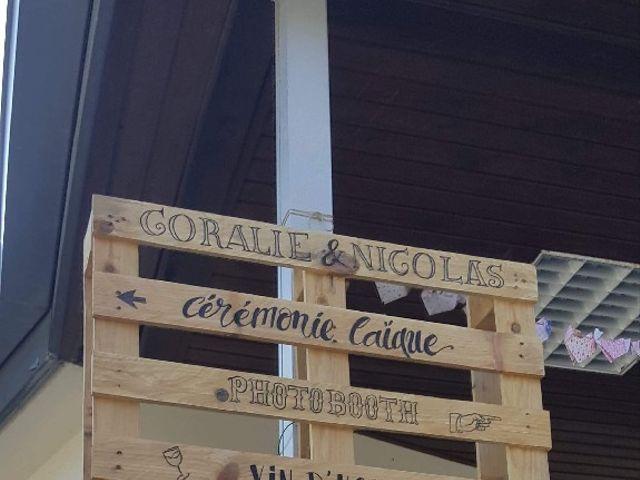 Le mariage de Nicolas et Coralie à Cernay, Haut Rhin 5