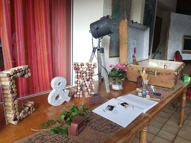 Le mariage de Nicolas et Coralie à Cernay, Haut Rhin 8
