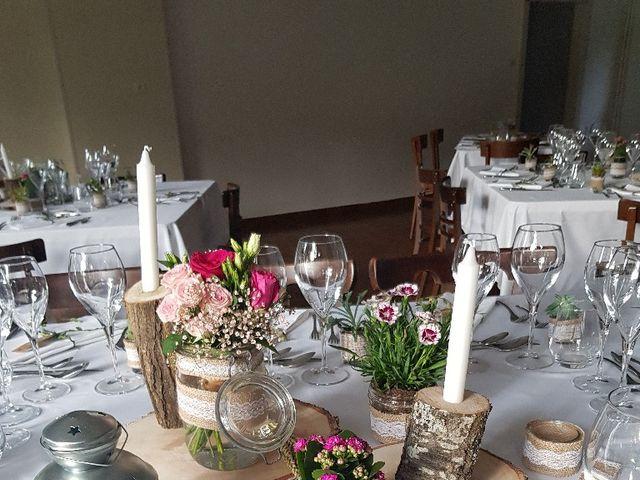 Le mariage de Nicolas et Coralie à Cernay, Haut Rhin 11