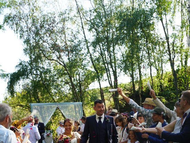 Le mariage de Nicolas et Coralie à Cernay, Haut Rhin 13