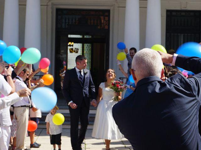 Le mariage de Nicolas et Coralie à Cernay, Haut Rhin 14
