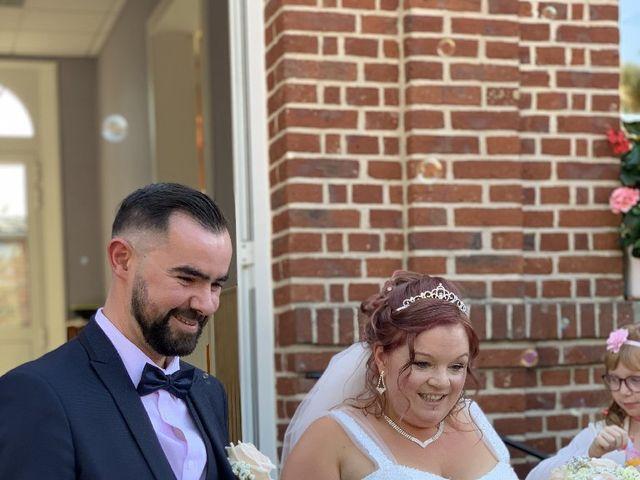 Le mariage de Kévin et Jennifer à Vecquemont, Somme 5
