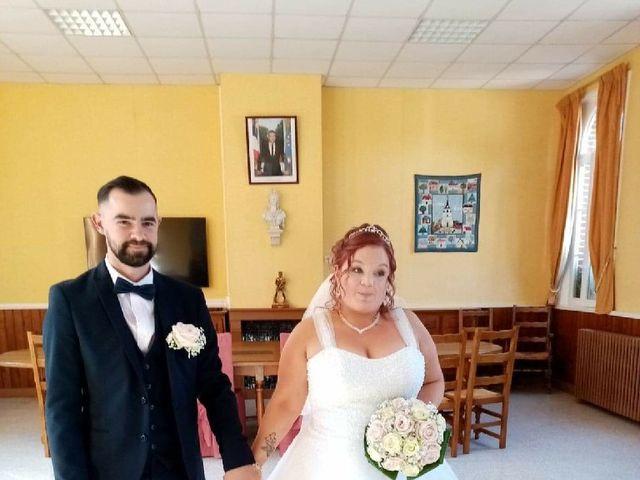 Le mariage de Kévin et Jennifer à Vecquemont, Somme 14