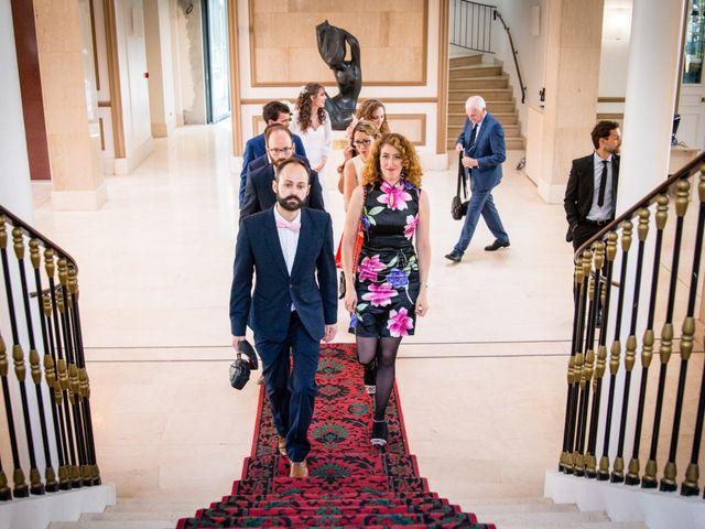 Le mariage de Alexandre et Sandrine à Courbevoie, Hauts-de-Seine 1