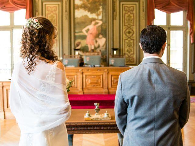 Le mariage de Alexandre et Sandrine à Courbevoie, Hauts-de-Seine 2