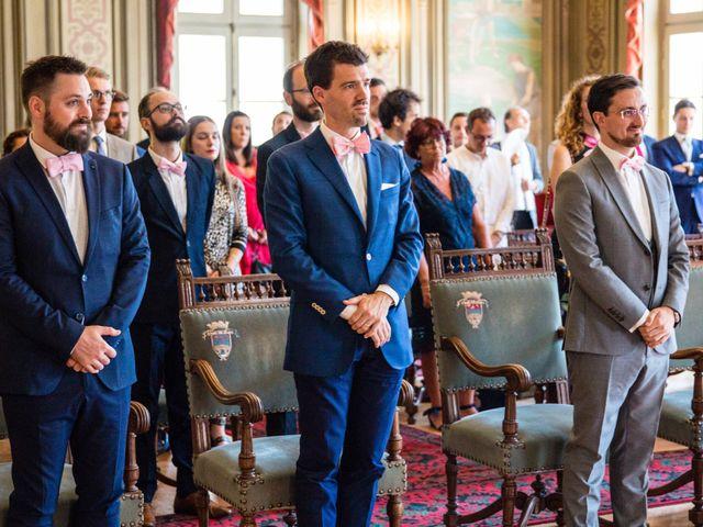 Le mariage de Alexandre et Sandrine à Courbevoie, Hauts-de-Seine 5