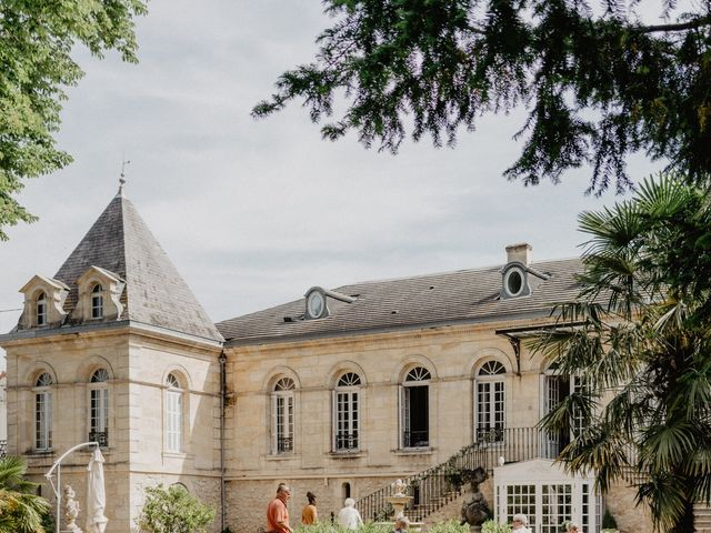 Le mariage de Maxence et Nathalie à Podensac, Gironde 4