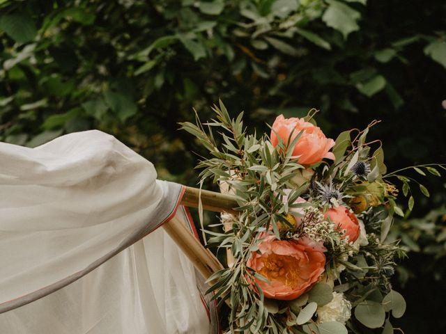 Le mariage de Maxence et Nathalie à Podensac, Gironde 61