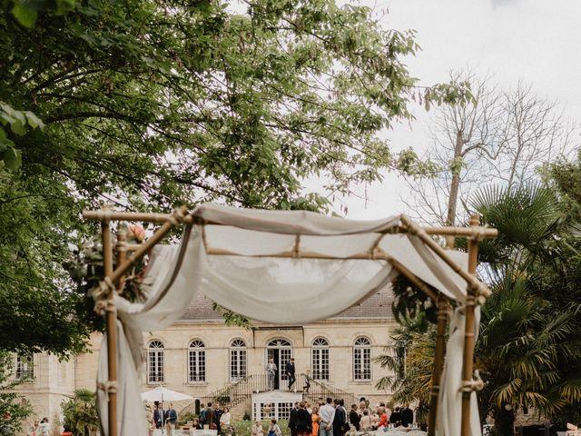 Le mariage de Maxence et Nathalie à Podensac, Gironde 63