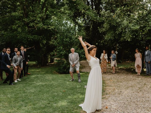 Le mariage de Maxence et Nathalie à Podensac, Gironde 83