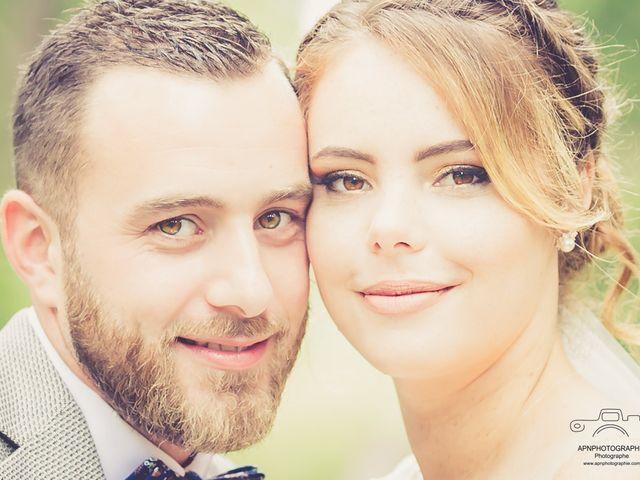 Le mariage de Christophe et Sandy à Morannes, Maine et Loire 5