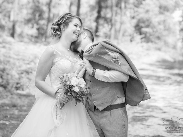 Le mariage de Christophe et Sandy à Morannes, Maine et Loire 8