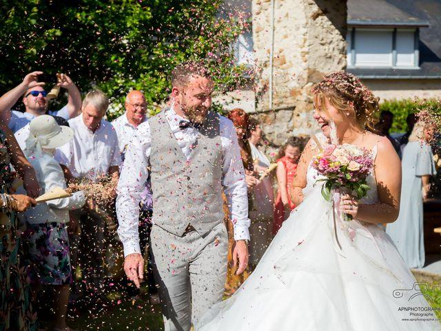 Le mariage de Christophe et Sandy à Morannes, Maine et Loire 17