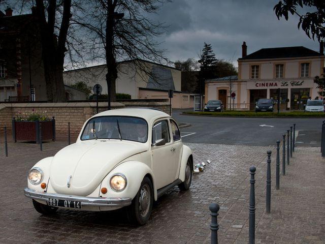 Le mariage de Laurent et Agathe à Isigny-sur-Mer, Calvados 12