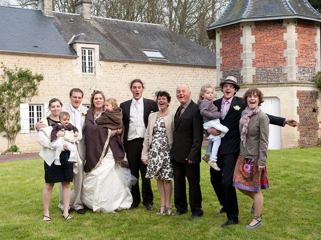 Le mariage de Laurent et Agathe à Isigny-sur-Mer, Calvados 18