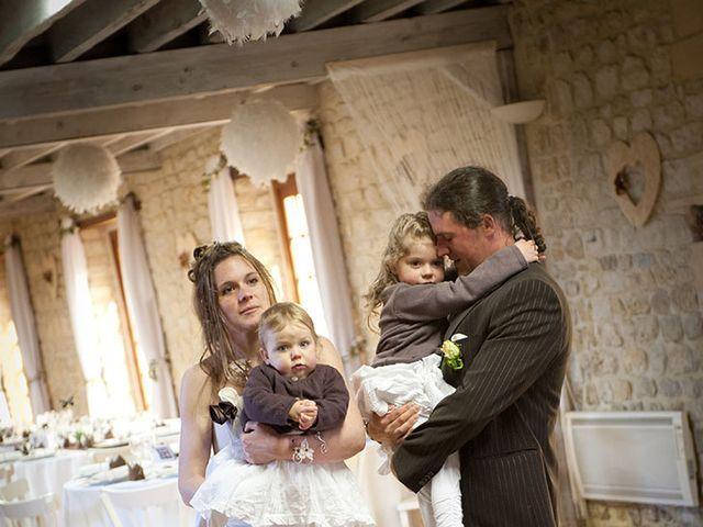 Le mariage de Laurent et Agathe à Isigny-sur-Mer, Calvados 19