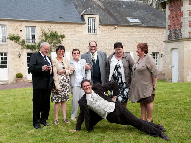 Le mariage de Laurent et Agathe à Isigny-sur-Mer, Calvados 20