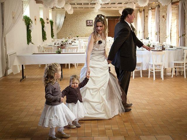 Le mariage de Agathe et Laurent