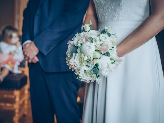 Le mariage de Alban et Elodie à Vallet, Loire Atlantique 8