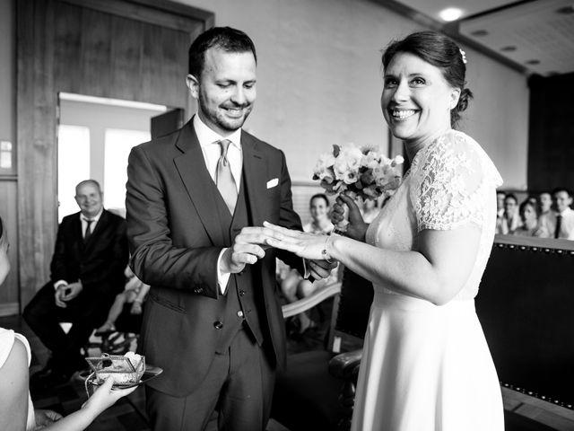 Le mariage de Alban et Elodie à Vallet, Loire Atlantique 9