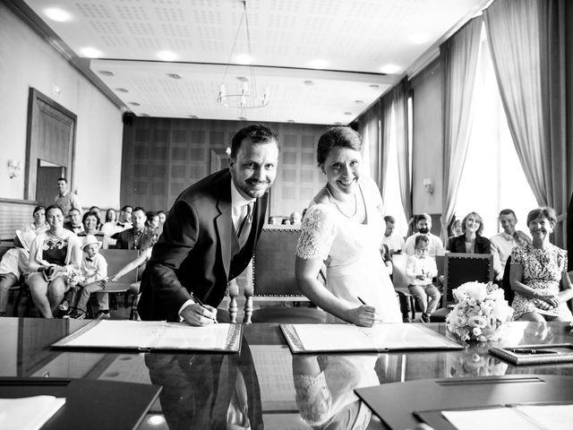 Le mariage de Alban et Elodie à Vallet, Loire Atlantique 10