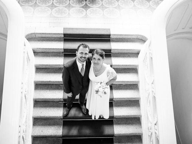 Le mariage de Alban et Elodie à Vallet, Loire Atlantique 12