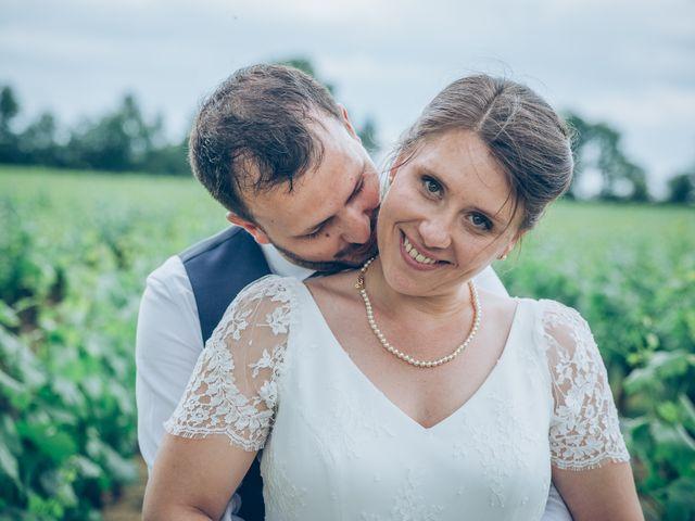 Le mariage de Alban et Elodie à Vallet, Loire Atlantique 15