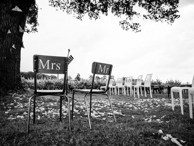 Le mariage de Alban et Elodie à Vallet, Loire Atlantique 1