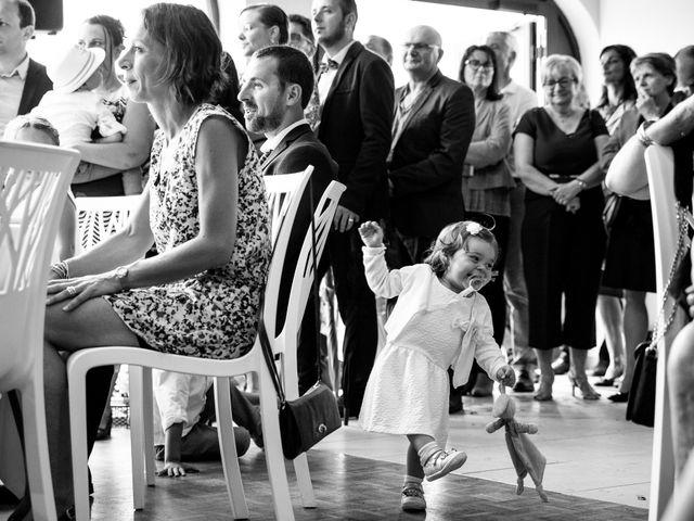 Le mariage de Alban et Elodie à Vallet, Loire Atlantique 18