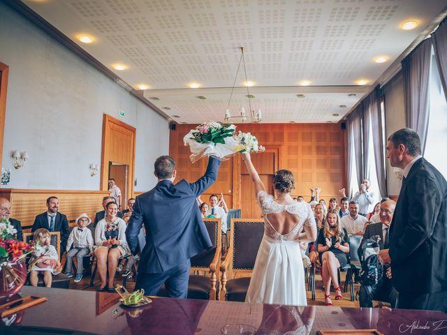 Le mariage de Alban et Elodie à Vallet, Loire Atlantique 11