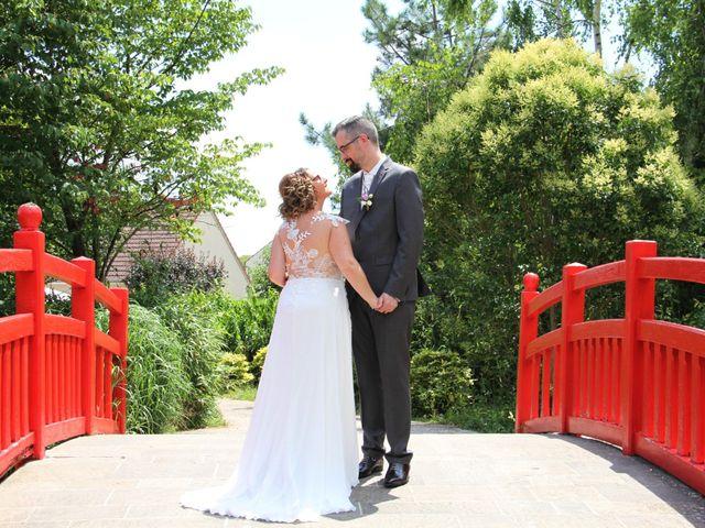 Le mariage de Virginie et Arnaud