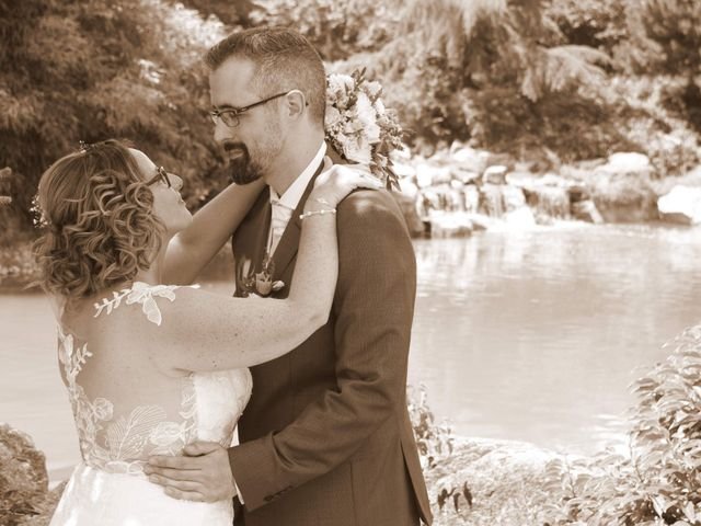 Le mariage de Arnaud et Virginie à Ahuy, Côte d'Or 2