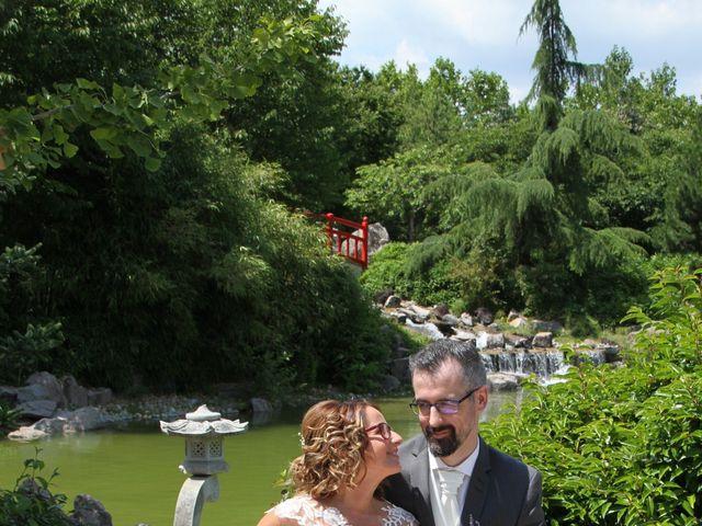Le mariage de Arnaud et Virginie à Ahuy, Côte d'Or 3