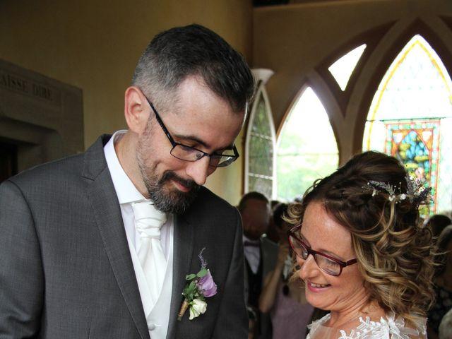 Le mariage de Arnaud et Virginie à Ahuy, Côte d'Or 6