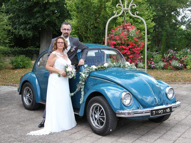 Le mariage de Arnaud et Virginie à Ahuy, Côte d'Or 7