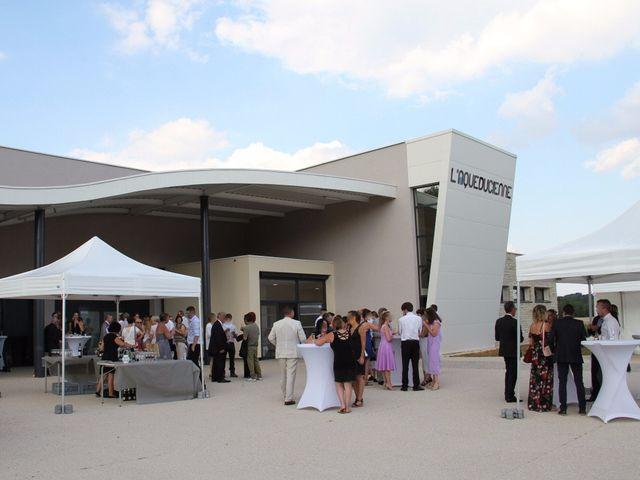 Le mariage de Arnaud et Virginie à Ahuy, Côte d'Or 8