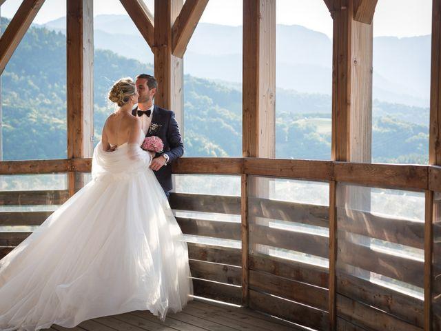 Le mariage de Clémence et Geoffrey