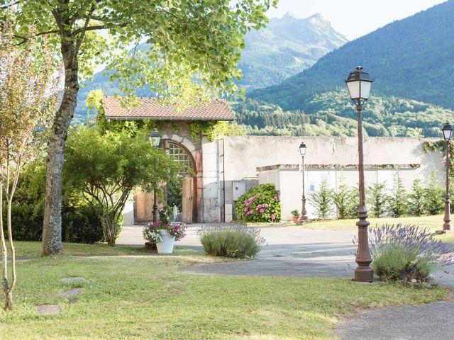 Le mariage de Geoffrey et Clémence à Faverges, Haute-Savoie 3