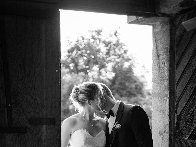 Le mariage de Geoffrey et Clémence à Faverges, Haute-Savoie 5