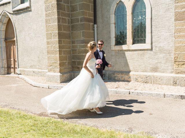 Le mariage de Geoffrey et Clémence à Faverges, Haute-Savoie 1