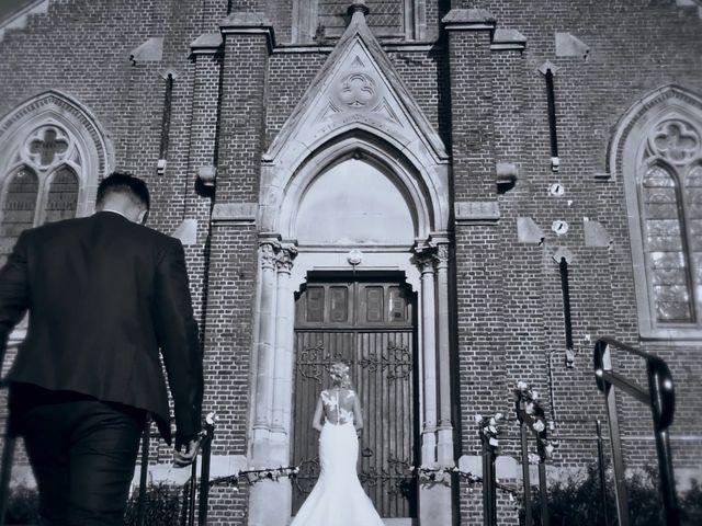 Le mariage de Benjamin et Johanna à Avrechy, Oise 2