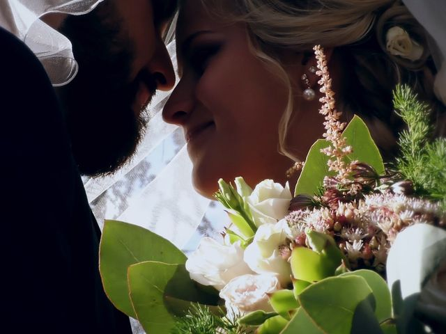 Le mariage de Johanna et Benjamin