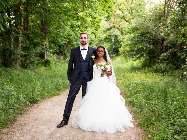 Le mariage de Arnaud et Jennifer à Nouvoitou, Ille et Vilaine 1
