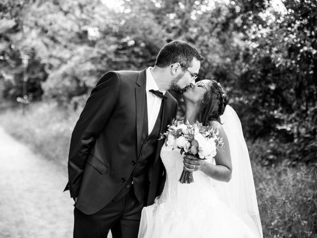 Le mariage de Jennifer et Arnaud