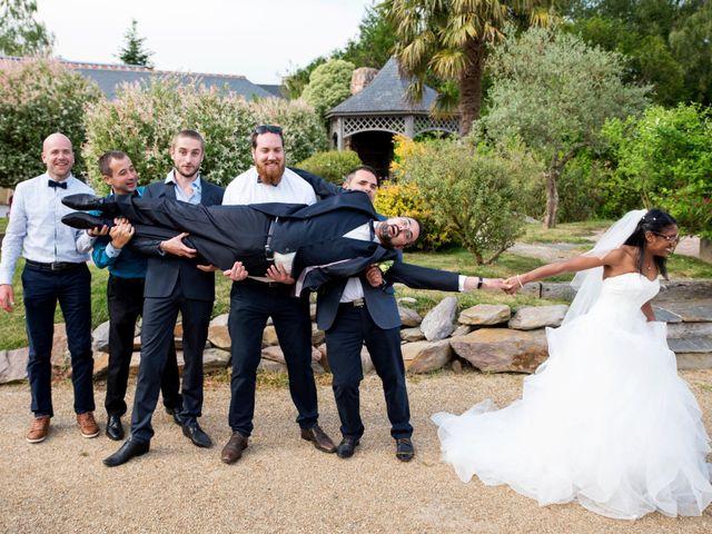 Le mariage de Arnaud et Jennifer à Nouvoitou, Ille et Vilaine 12