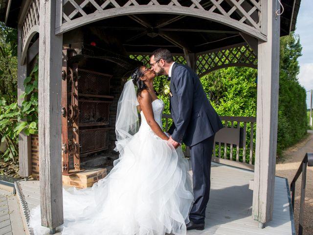 Le mariage de Arnaud et Jennifer à Nouvoitou, Ille et Vilaine 17