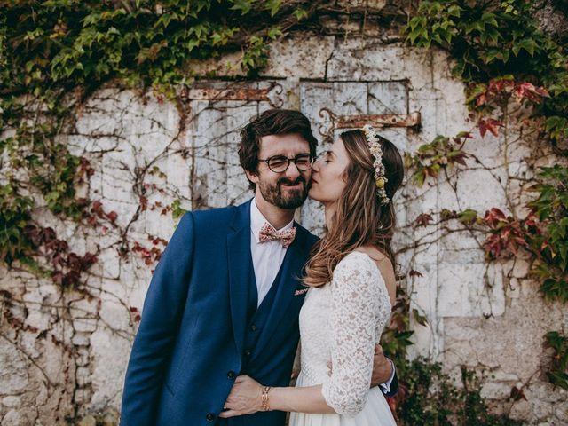 Le mariage de Audrey et Maxime