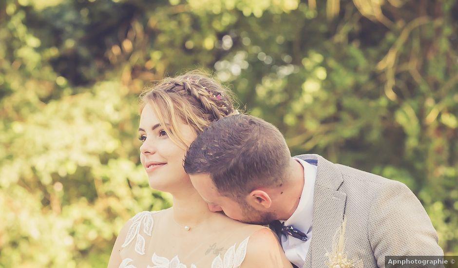 Le mariage de Christophe et Sandy à Morannes, Maine et Loire
