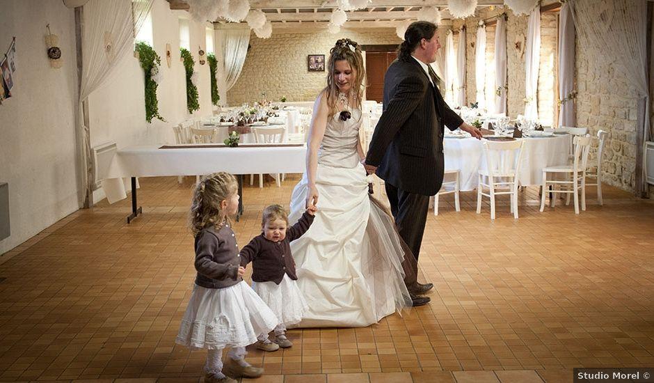 Le mariage de Laurent et Agathe à Isigny-sur-Mer, Calvados